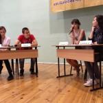 Eine von zwei Debatte-der Schulbesten 2013