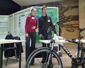 Ekaterina und Dimitar im NDK.
